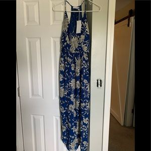 NWT Lush Maxi Dress